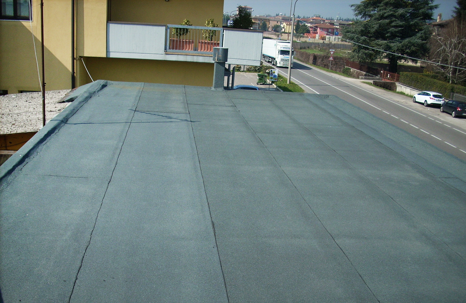Ediltermacustica impermeabilizzazione terrazza di copertura