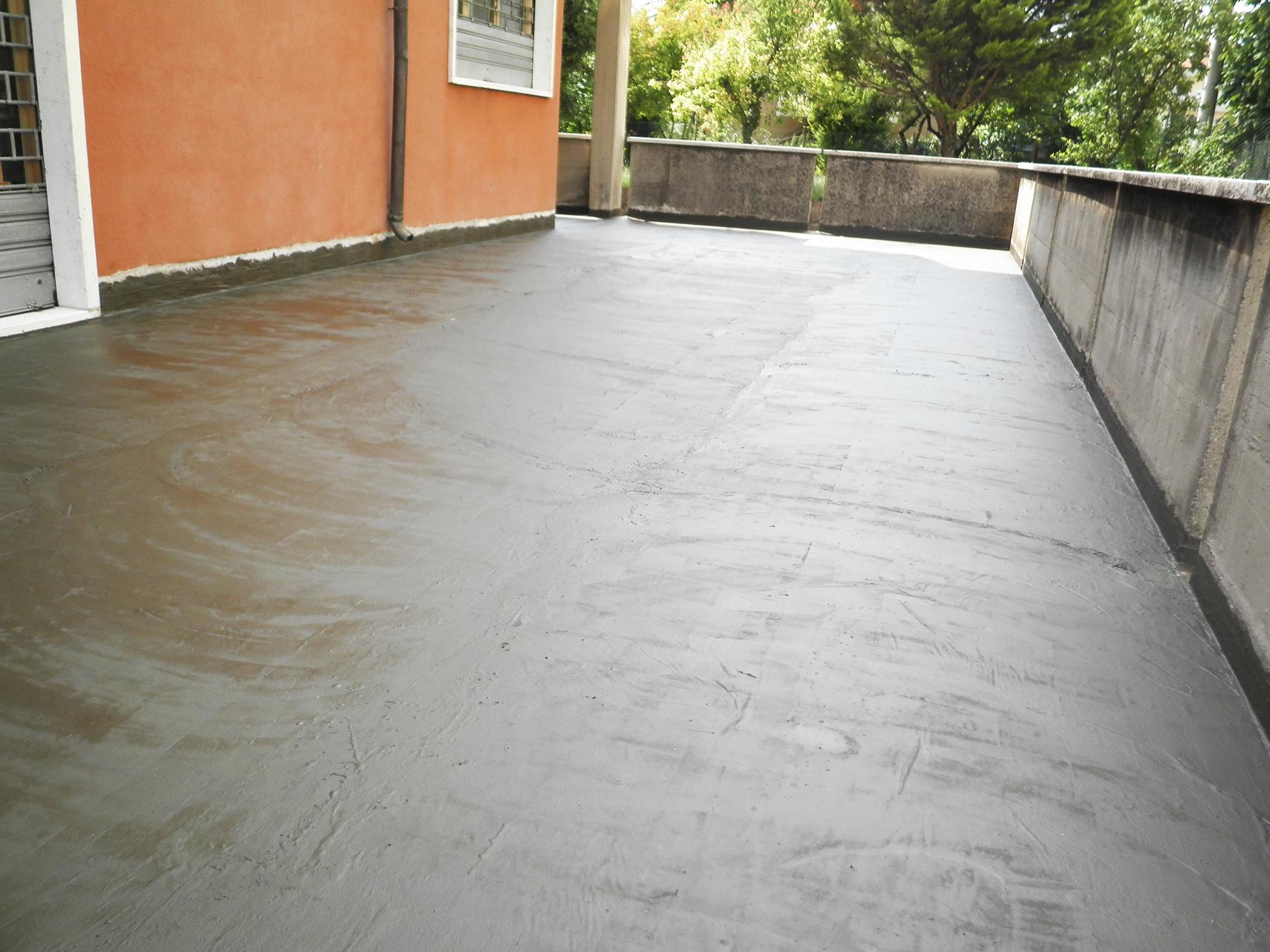 Ediltermacustica impermeabilizzazione terrazza praticabile